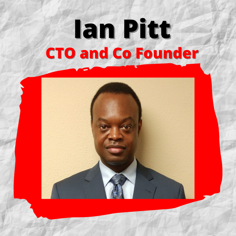 Meet The Team: Our CTO and Co Founder Ian Pitt