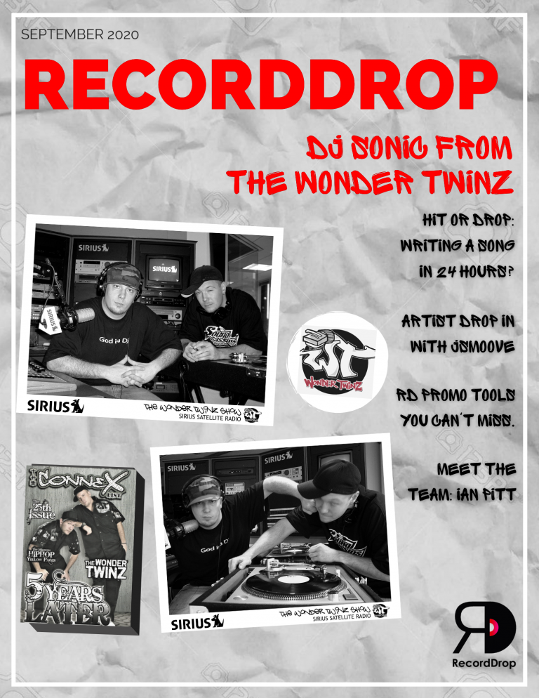 Pirate Radio To The World Stage: The New York legends DJ Sonic of TheWonder Twinz