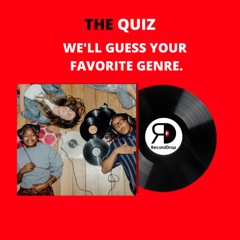 RecordDrop Guesses Your Favorite Genre