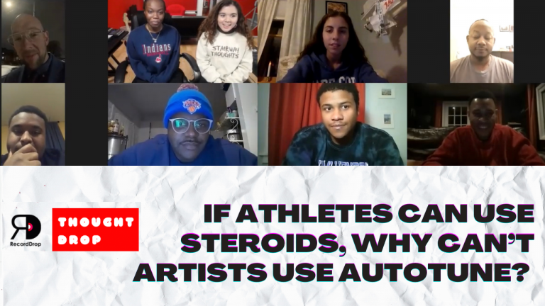 If Athletes Can't Use Steroids, Why Can Artists Use Autotune?